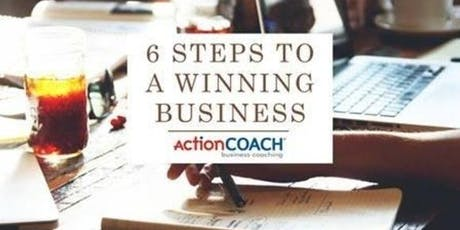6 Steps to a Winning Business tickets