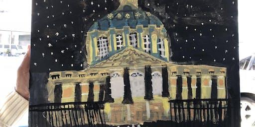 Art Painting Week