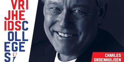 Vrijheidscollege Groningen: Charles Groenhuijsen