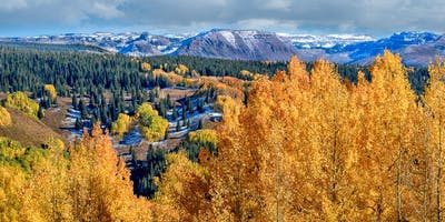 Colorado Aspens Photography Workshop