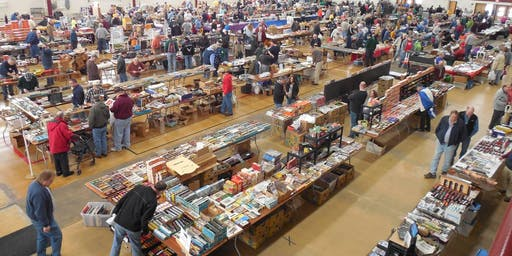 40th Mid Michigan Model Train Show Early Entry LIMITED TICKETS