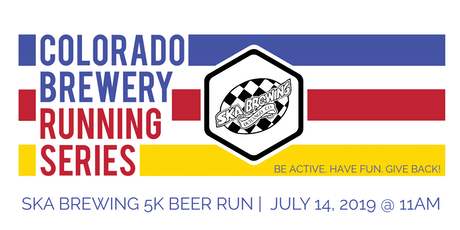 Beer Run - Ska Brewing 5k - Colorado Brewery Running Series tickets