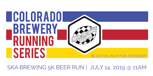 Beer Run - Ska Brewing 5k - Colorado Brewery Running Series