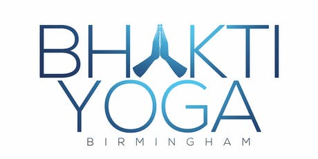 Bhakti Yoga Birmingham -June tickets