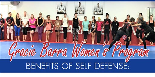 Get Empowered! Free Self Defense/Jiu Jitsu Class (Wednesday Nights 6:00pm)
