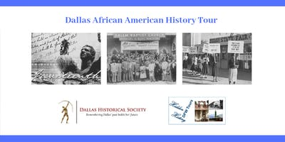 Dallas African American History Tour