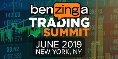 Benzinga Trading Summit tickets