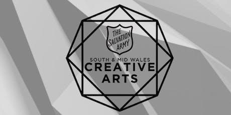 SMW Creative Arts Week 2019 tickets