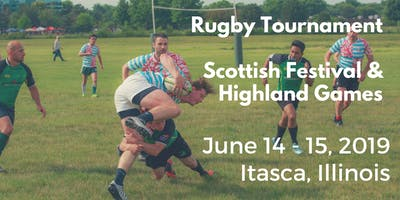 2019 Rugby Tournament (Scottish Festival & Highland Games)