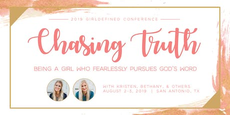2019 Girl Defined Conference  tickets