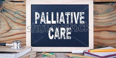 Improving Outcomes in Palliative Care Series 2019