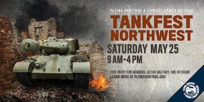 Tankfest NW