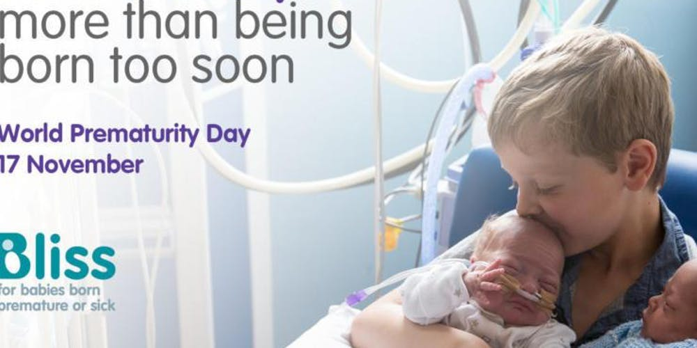World PrematurityDay 2019 Tickets, Sun 17 Nov 2019 at 13:00