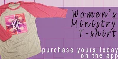 2019 Spencer Christian Women's Ministry T-Shirt