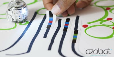 Hack Ozobots (pocket sized robots)