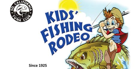 2019 Kids Fishing Rodeo - Free for all! Families welcome! tickets