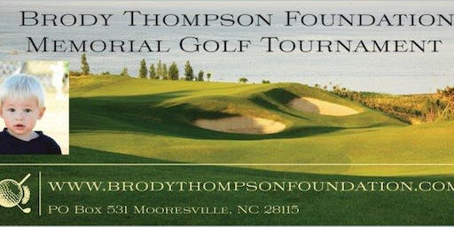 6th Annual Brody Thompson Memorial Golf Tournament