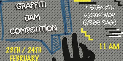 Parkt Graffiti Jam Competition Norwich
