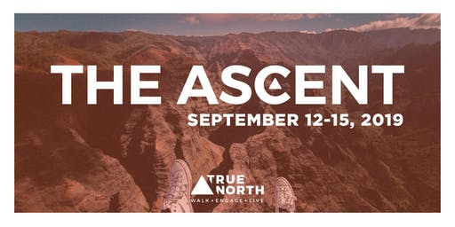 The Ascent Sept 12-15, 2019
