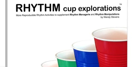 Rhythm Cups (Yes! from Pitch Perfect!) Camp 101C tickets