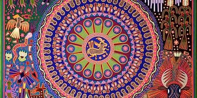 Family Workshop: Yarn Paintings