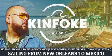 The Kinfoke Krewz tickets