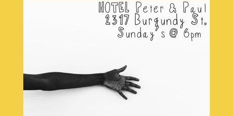 CBD YOGA at Hotel Peter & Paul  tickets