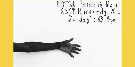 CBD YOGA at Hotel Peter & Paul