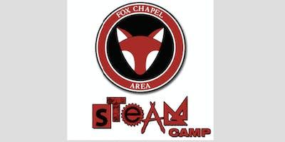 FCASD STEAM Summer Camp 2019