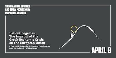 Bailout Legacies: The Imprint of the Greek Economic Crisis on the European Union