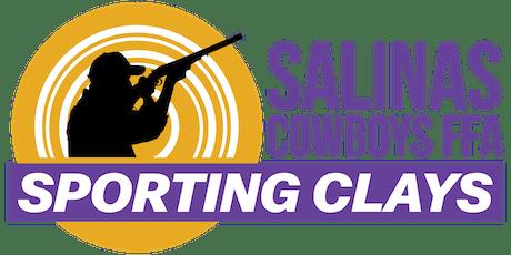 2019 Salinas Cowboys FFA Sporting Clays tickets
