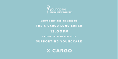 X Cargo Long Lunch Supporting Youngcare