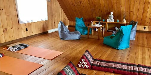 Reiki & Yoga Weekend Retreat (September 27-29, 2019)