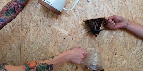 Filter Brewing Workshop  tickets