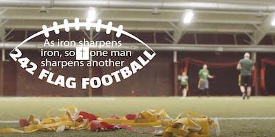 2|42 Flag Football Early-Registration