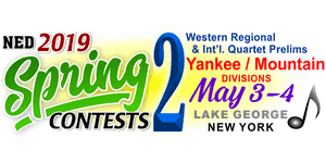 NED Western Regional Contest/Convention w/Prelims 2019