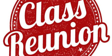 James Logan c/o 1989 30th Reunion tickets