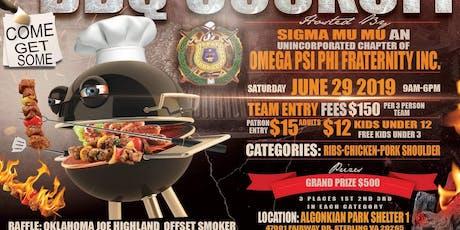 Inaugural Backyard BBQ Cookoff tickets