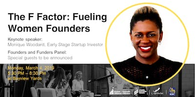 The F Factor: Fueling Women Founders