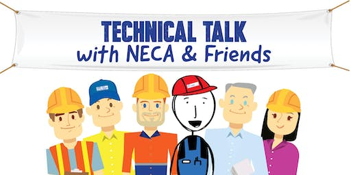 Technical Talk with NECA & Friends - Eight Mile Plains