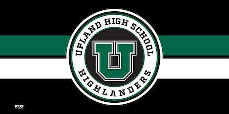 Upland High School Class of 1979 Reunion tickets