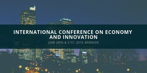 International Conference on Economy and Innovation (ICEI - 19)