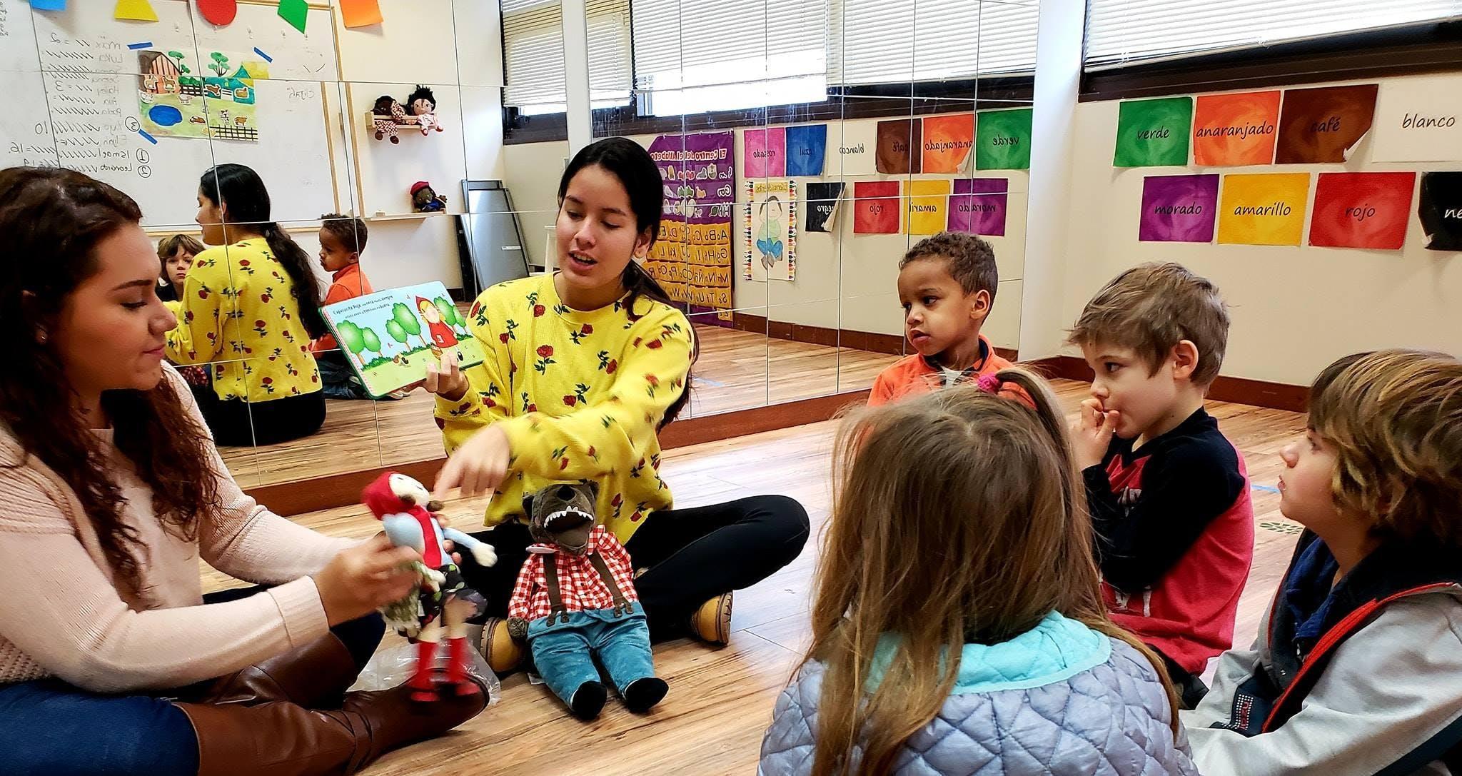 1 Day Toddler/Preschool Workshop (Ages 2-5)