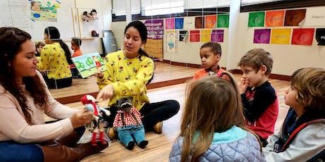 1 Day Toddler/Preschool Workshop (Ages 2-5) tickets
