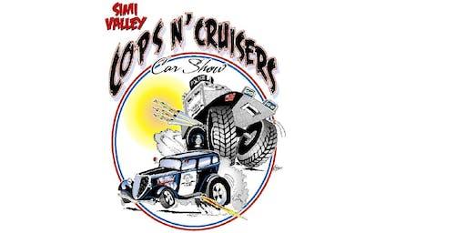 9th Annual Cops N' Cruisers Car Show