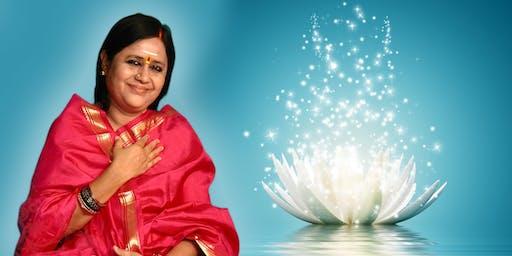 Amma Sri Karunamayi Visits Chicago & Champaign, IL