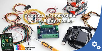 Robotics 101 @ the Library: For Adults