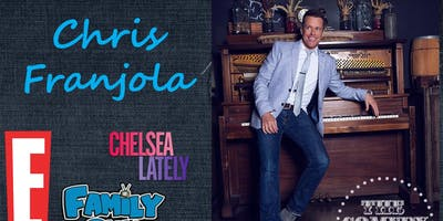 Chris Franjola  - Friday - 7:30pm