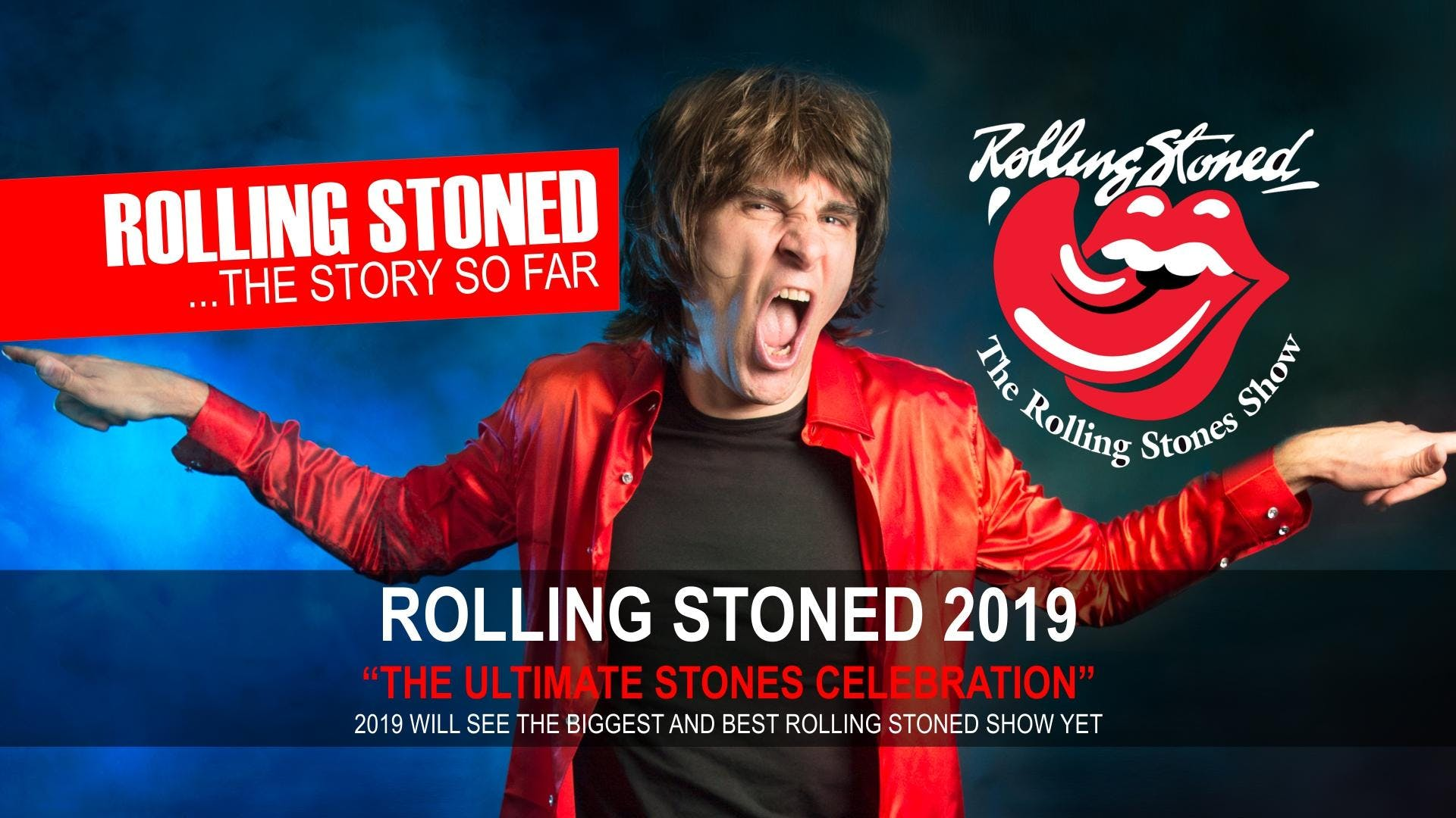 The Rolling Stoned Show live at Gasparos