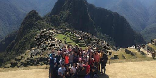 Peru 2019 Mission Trip ($2550)